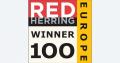 Red Herring's Top 100 Europe logo