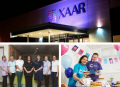 Xaar plc donates to Arthur Rank Hospice Charity and Cancer Research