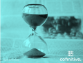 hourglass image with word cofinitive