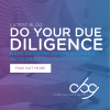 Do your due diligence banner