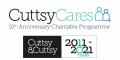 Cuttsy Cares logo