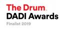 Drum DADI Finalist banner