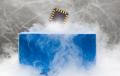 GHS - C in liquid nitrogen
