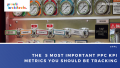 Row of pumps in an engine control room_The 5 most important PPC KPIs you should be tracking banner