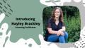 Marshall Centre introduces Hayley Brackley_banner