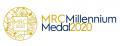MRC Millennium Medal 2020 logo