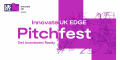 Innovate UK Pitchfest banner