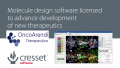 Molecule design software licensed by OncoArendi to advance development of new therapeutics