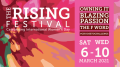 Ther |Risiing Festival banner March 2021