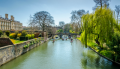Cambridge  asnd the River Cam