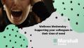 wellness wednesdays banner