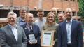 Robinson College team wins University's Green Impact Awards