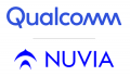 Qualcomm and Nuvia logos