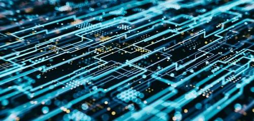printed circuit board © Arm