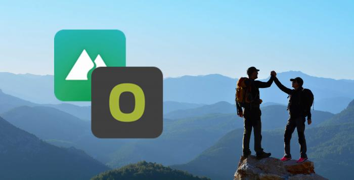 ViewRanger and Outdooractive join forces